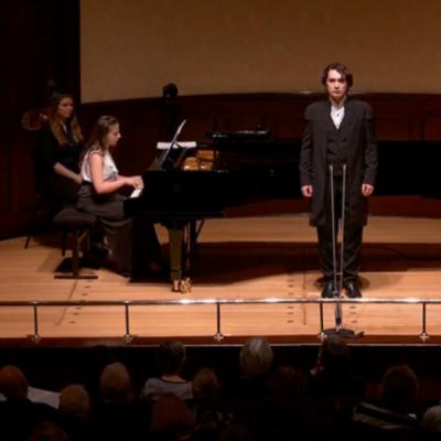 Duo Timoshenko - Desseva - Wigmore Hall/Independent Opera International Song Competition