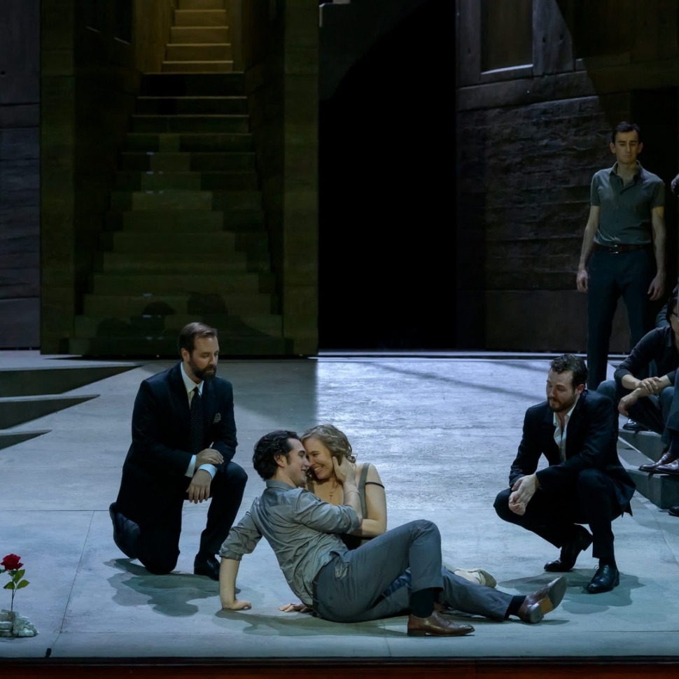 Étienne Dupuis & Philippe Sly star in new Ivo van Hove Don Giovanni for Paris