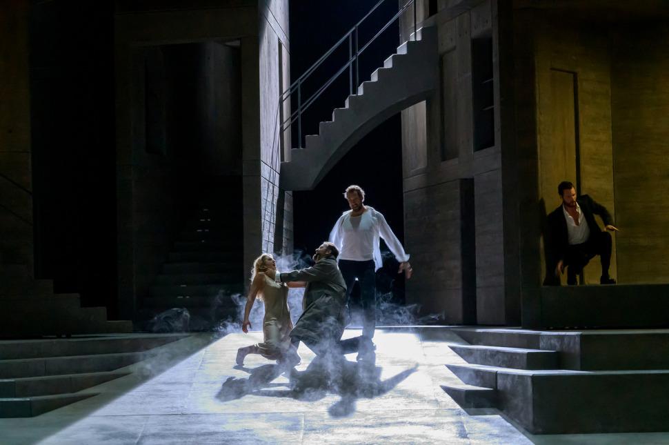 « Don Giovanni », en même temps à Paris et Strasbourg